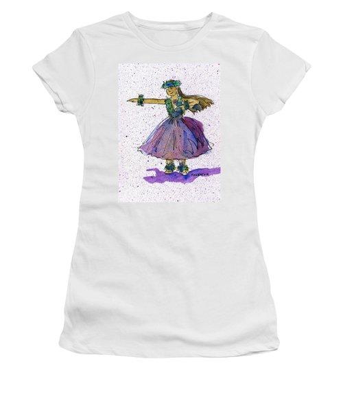Hula Series Olina Women's T-Shirt