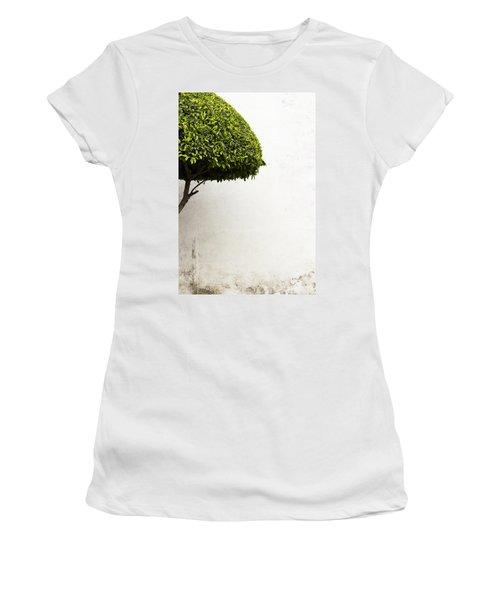Hypnotic Tree Women's T-Shirt