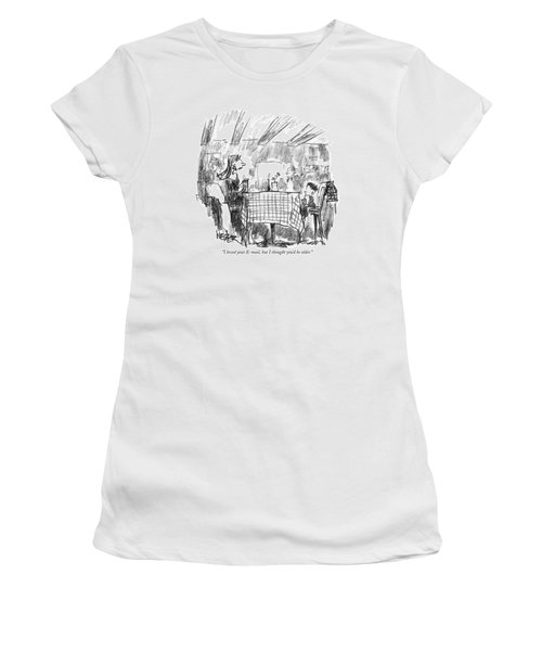 I Loved Your E-mail Women's T-Shirt