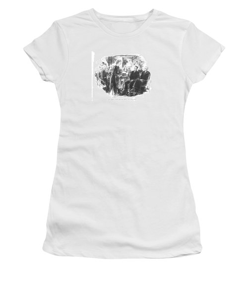 I Suppose You'll ?nd This Pretty Tame After Grog Women's T-Shirt