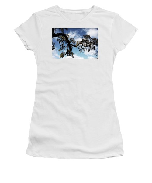 I Touch The Sky Women's T-Shirt