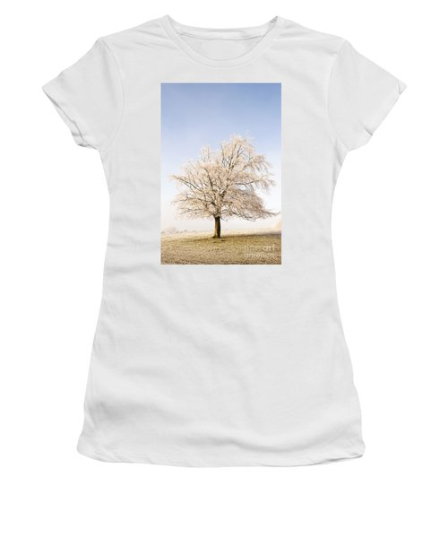 Iced Tree Women's T-Shirt