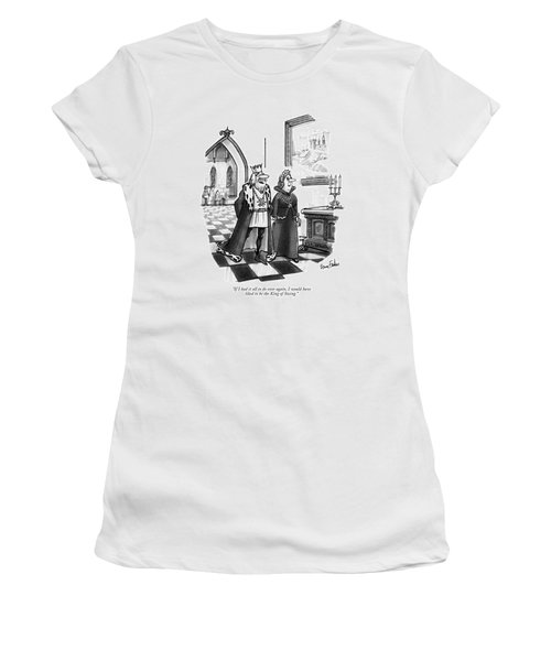 If I Had It All Women's T-Shirt