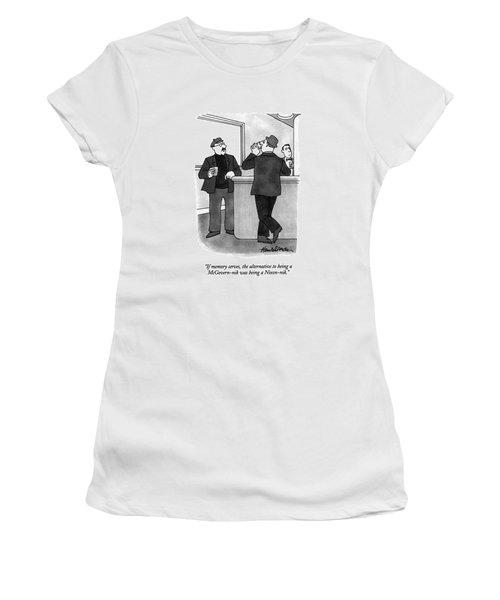 If Memory Serves Women's T-Shirt