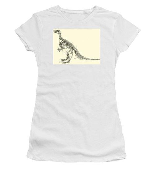 Iguanodon Women's T-Shirt