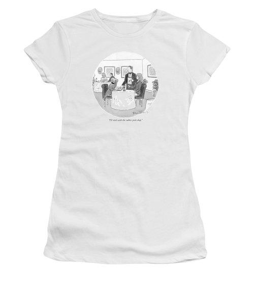 I'll Stick With The Rubber Pork Chop Women's T-Shirt
