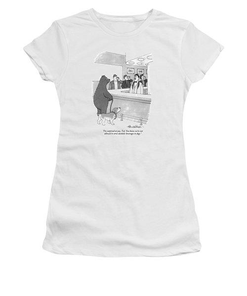 I'm Surprised Women's T-Shirt