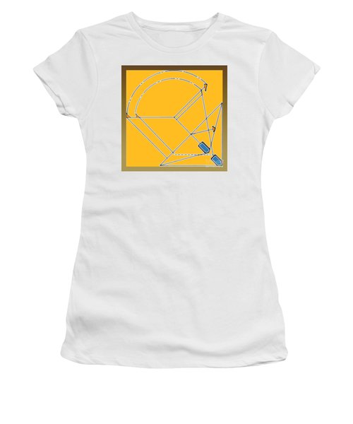 Imperfect  Women's T-Shirt (Athletic Fit)