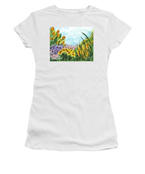In My Garden Women's T-Shirt