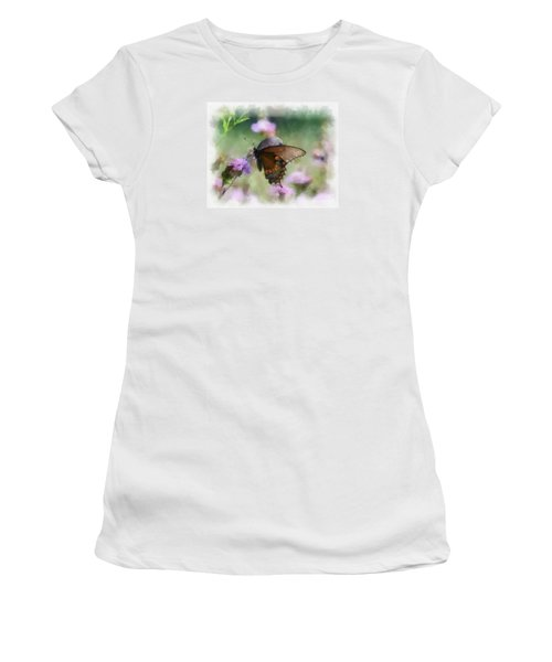 In The Flowers Women's T-Shirt