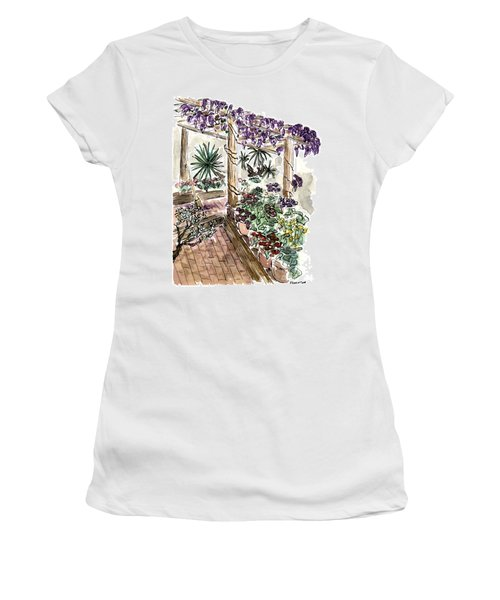 In The Greenhouse Women's T-Shirt