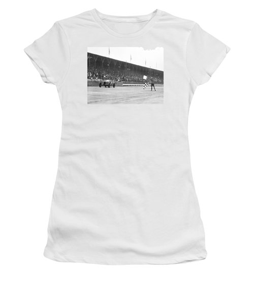 Indy 500 Victory Women's T-Shirt