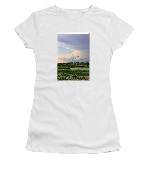Intracoastal Colours Women's T-Shirt (Athletic Fit)