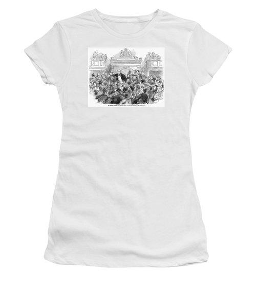 Ireland Election, 1857 Women's T-Shirt