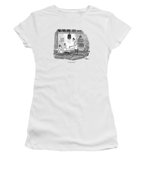 Is That Decaf? Women's T-Shirt
