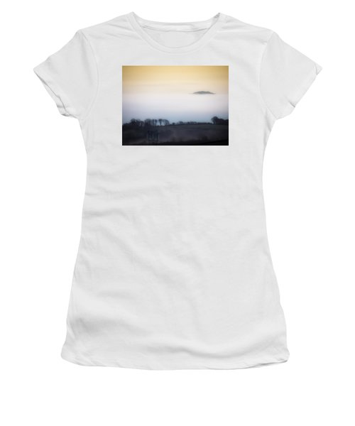 Island In The Irish Mist Women's T-Shirt