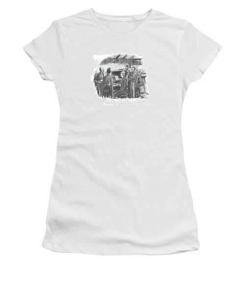 It Goes Like This - 'mademoiselle Women's T-Shirt