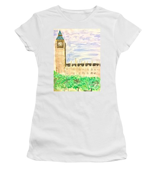 It Went By In A Blur Women's T-Shirt