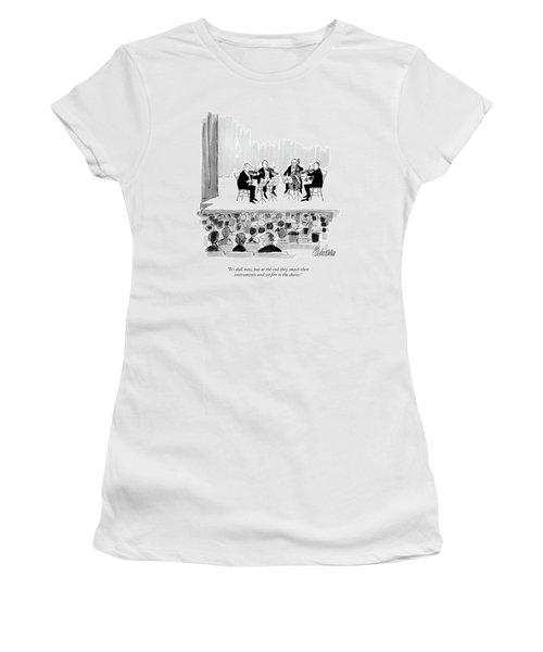 It's Dull Now Women's T-Shirt