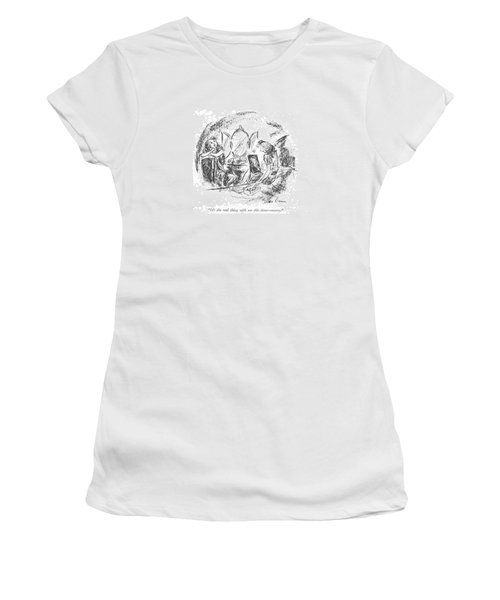 It's The Real Thing With Me This Time - Money Women's T-Shirt