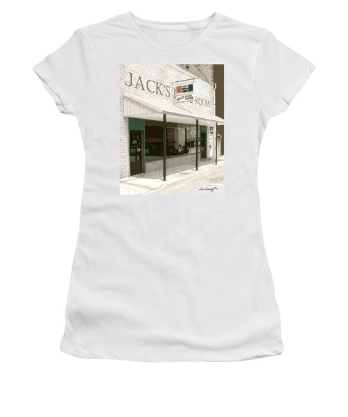 Jack's Pool Room Women's T-Shirt