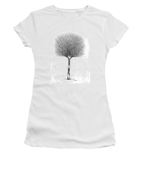 January '12 Women's T-Shirt (Athletic Fit)