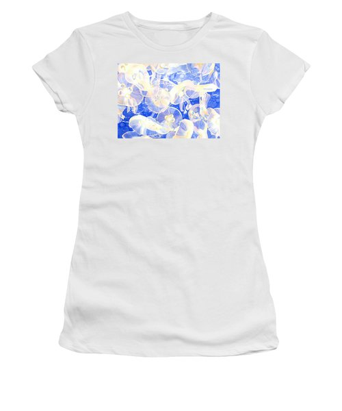 Jellyfish Jubilee Women's T-Shirt (Athletic Fit)