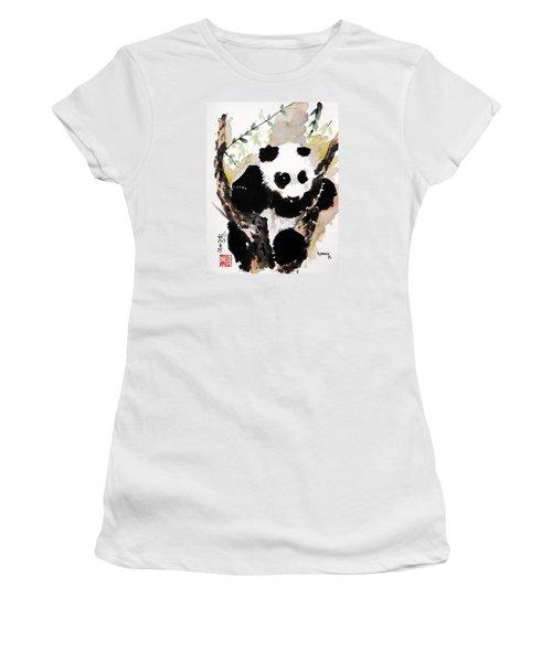 Joyful Innocence Women's T-Shirt (Junior Cut) by Bill Searle