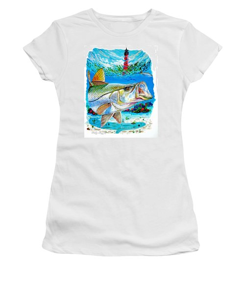 Jupiter Snook Women's T-Shirt