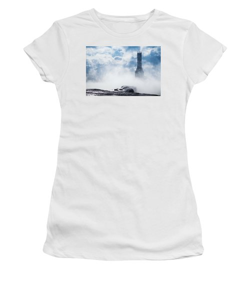 Just Cold And Disappear Women's T-Shirt