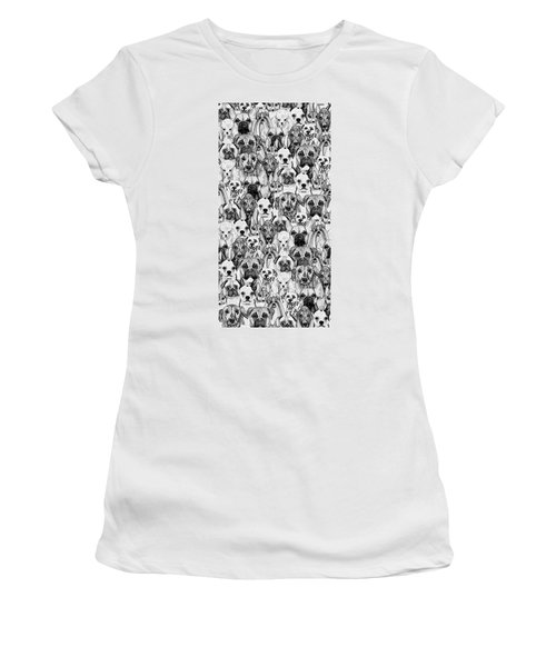 Just Dogs Women's T-Shirt