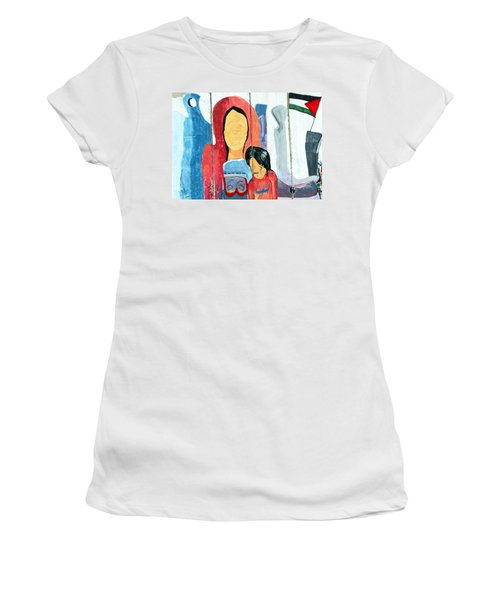 Justice Women's T-Shirt (Athletic Fit)