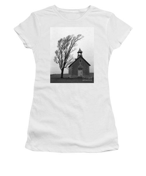 Kansas Schoolhouse Women's T-Shirt