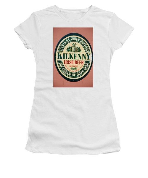 Kilkenny Irish Beer Women's T-Shirt (Athletic Fit)