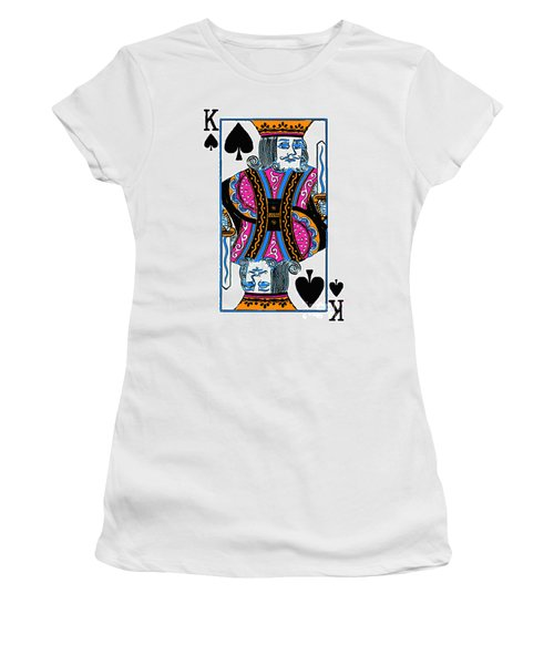 King Of Spades - V3 Women's T-Shirt