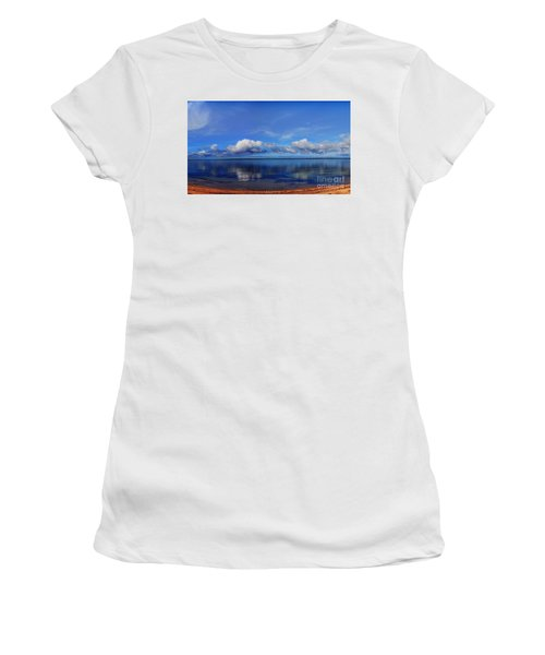 Kingscote View Women's T-Shirt (Athletic Fit)