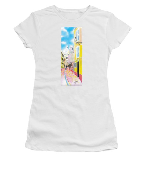 La Butte Montmartre Women's T-Shirt