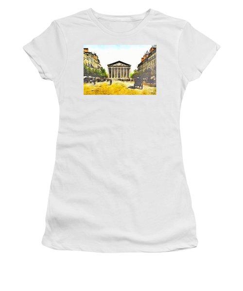 La Madeleine 1890 Women's T-Shirt