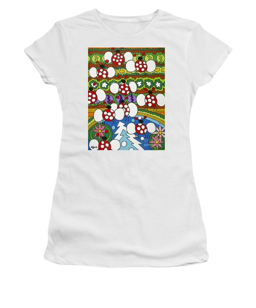 Lady Bugs Women's T-Shirt