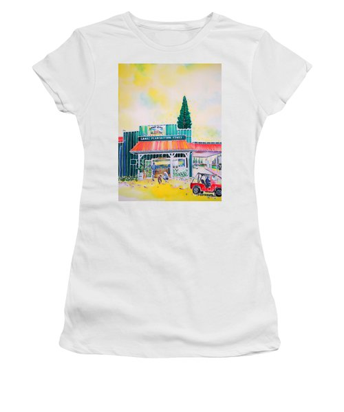 Lanai City Women's T-Shirt