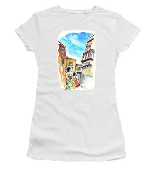 Las Damas De Toledo Women's T-Shirt