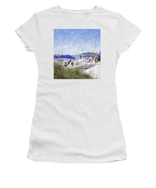 Late Winter Early Spring When Everybody Goes To Florida Women's T-Shirt