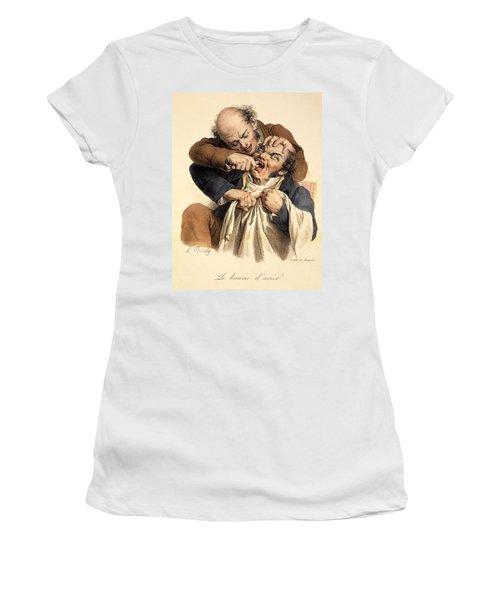 Le Baume Lacier - Having A Tooth Women's T-Shirt