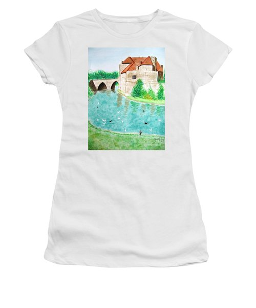 Leeds Castle  Women's T-Shirt