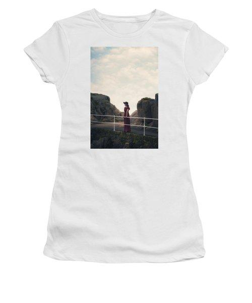Left Alone Women's T-Shirt