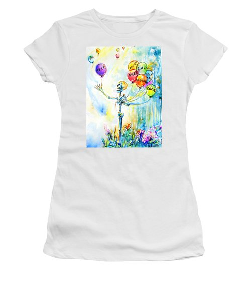 Letting Go Women's T-Shirt
