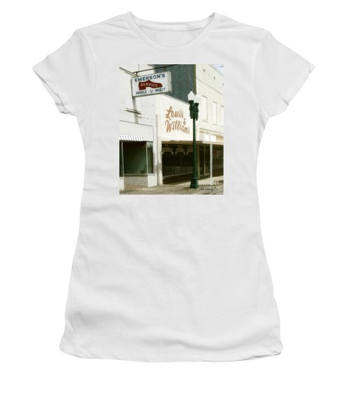 Lewis And Williams Women's T-Shirt