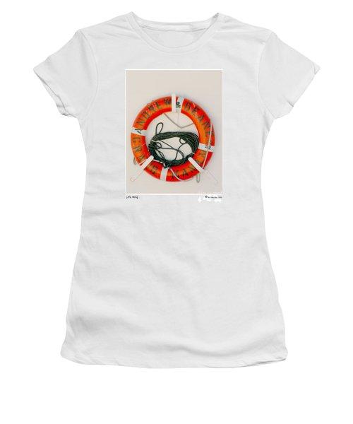 Life Ring Women's T-Shirt