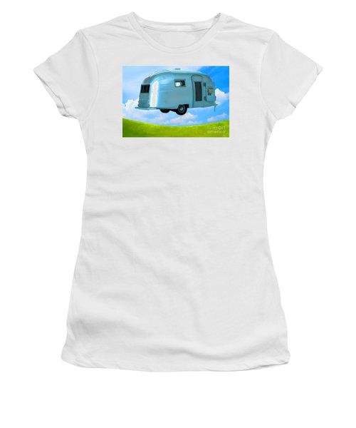 Lighter Than Air Women's T-Shirt
