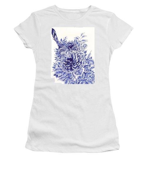 Little Curiosity Women's T-Shirt (Athletic Fit)